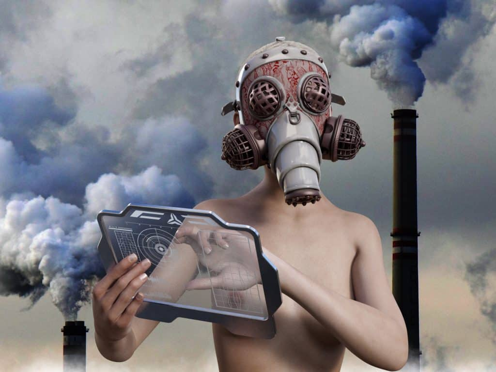 Air Pollution - Hazardous Effects Of It And How To Conserve Mother Earth
