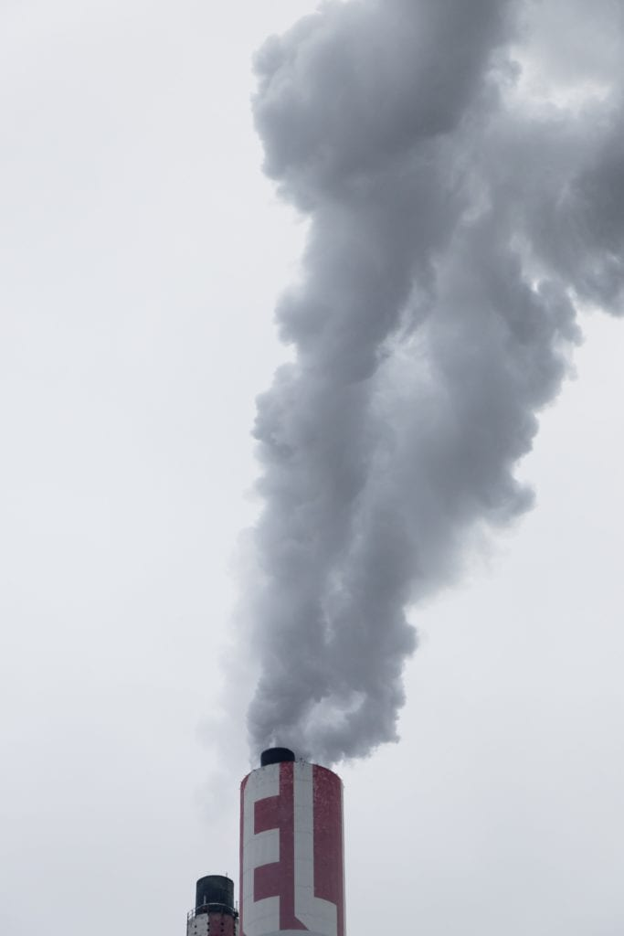Impact Of Air Pollution On The Environment