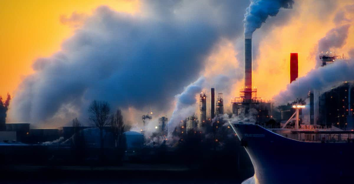 About Air Pollution Causes